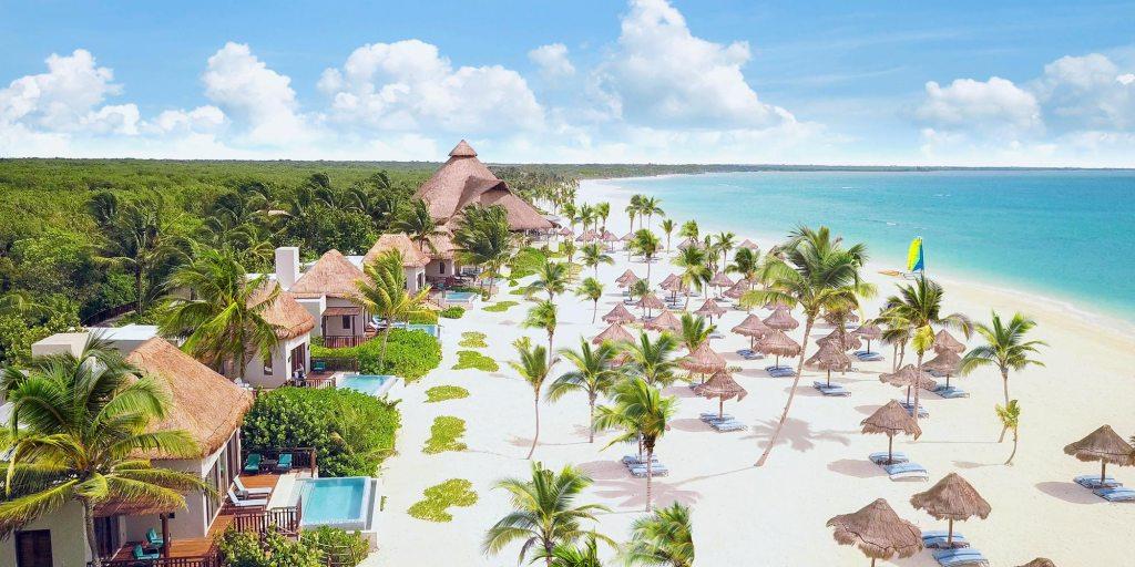 sat mexico tours and travel Fairmont Mayakoba riviera maya