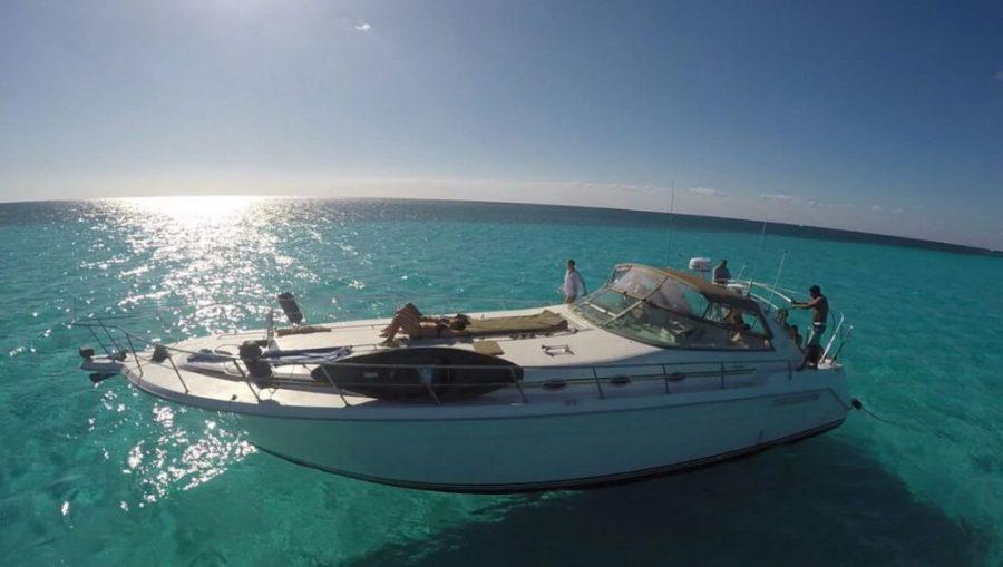 Sea Ray 50ft
