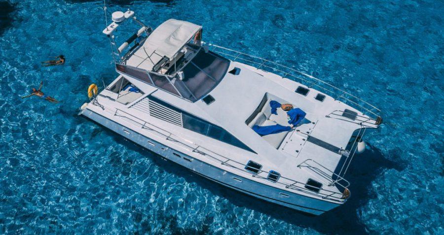Catamaran privado cancun