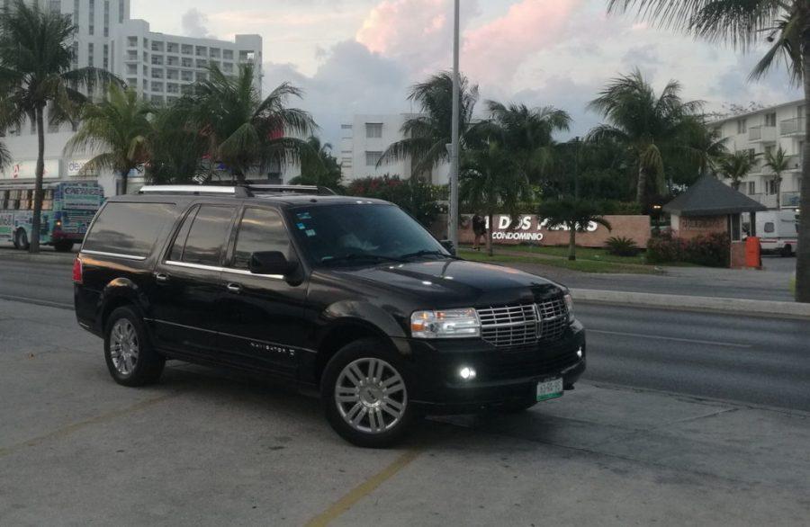 SUV transfer