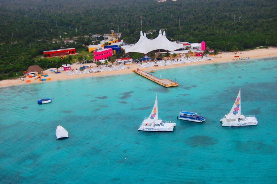 Club de Playa y esnorquel en Cozumel
