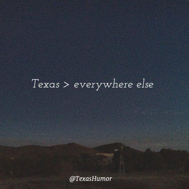 10 Reasons Why I Love Texas!