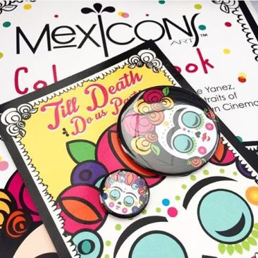 mexicons-art