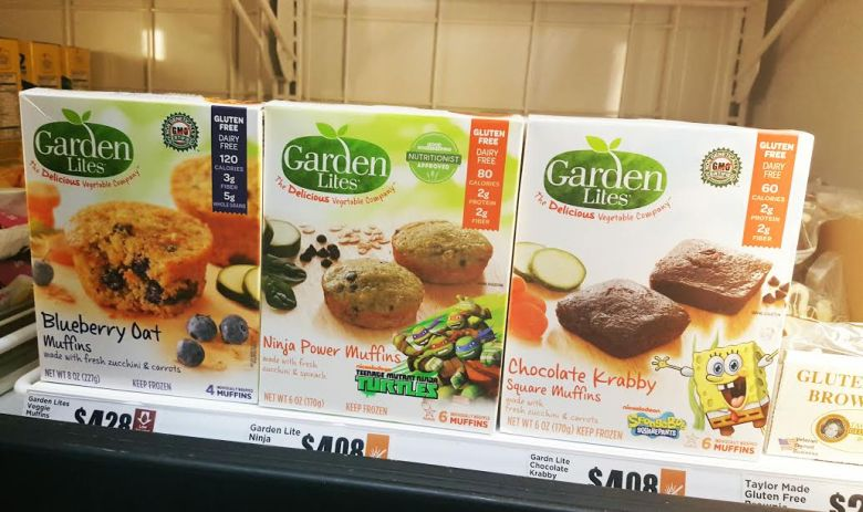 Veggies Done Right with Garden Lite!