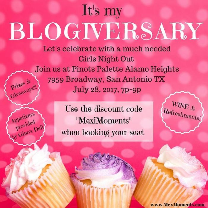 A Year of Blogging -Time to Celebrate!