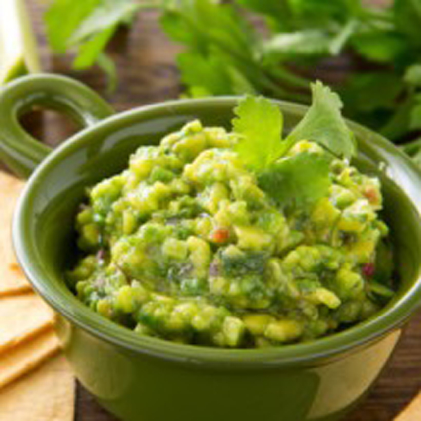 Mexican Guacamole Mexipes