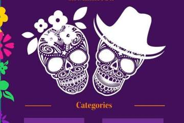 Day of the dead 2020 - Manitoba