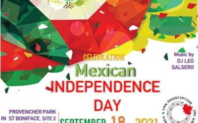Mexican Independence Day Celebration – 2021