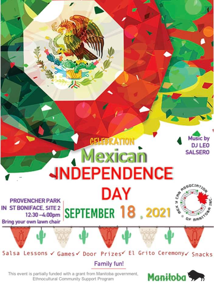 Mexican Independence Day Celebration 2021