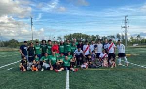 Mex y Can Soccer