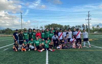 Soccer Match – September 18, 2021