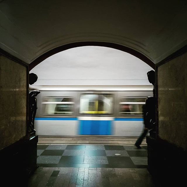 Moscow Underground @chrmh