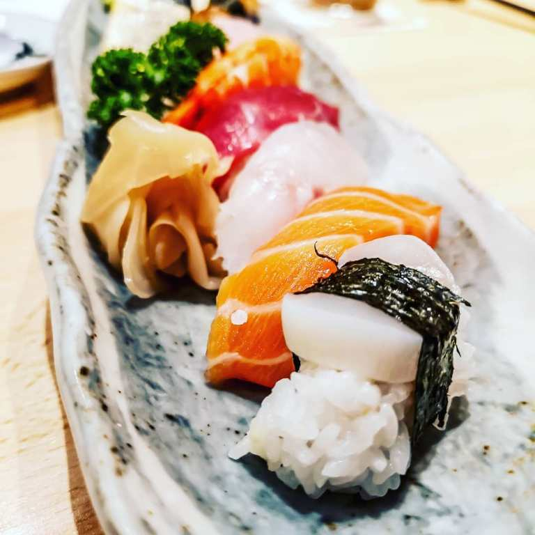 Really love Japanese Food. Tasty and healthy. Frankfurt's Iwase – highly recommended