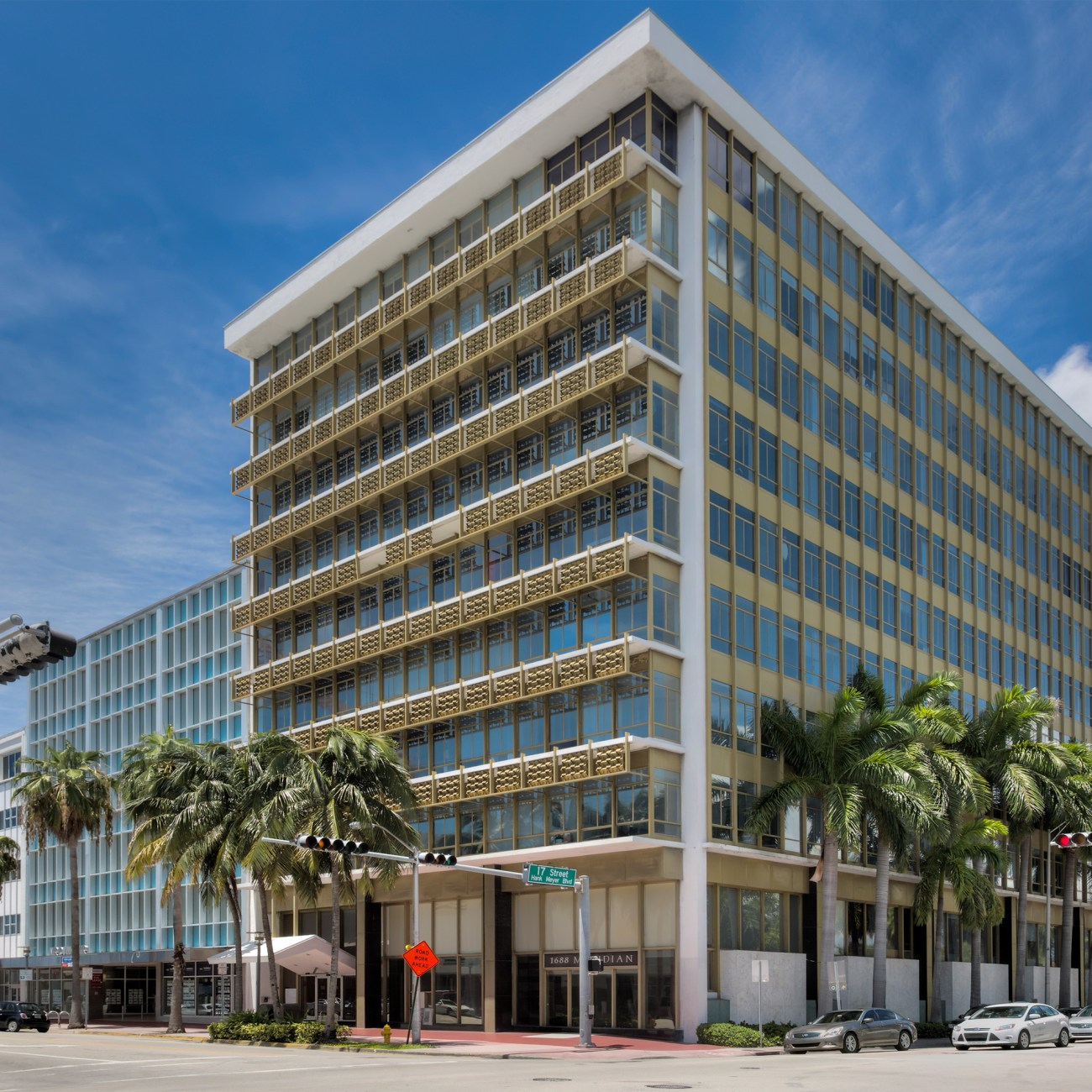 Cushman & Wakefield Negotiates Penthouse Lease at 1688 Meridian