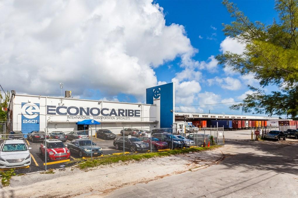 Econocaribe Building
