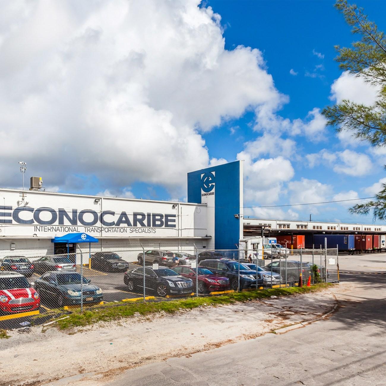 Trio of Brokers Negotiate Complex Sale of Miami's Econocaribe Building