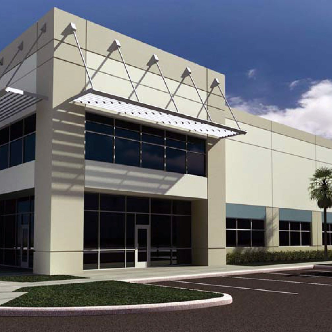 Commercial Lighting Company Tampa Fl: Cushman & Wakefield Negotiates SLV Lighting's Relocation