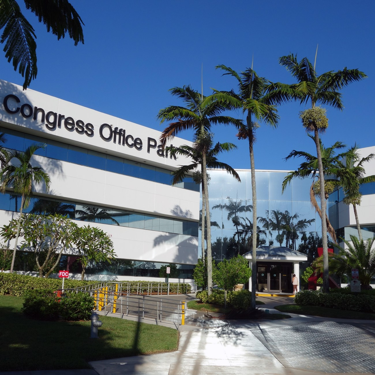 ICM Realty Group Selects Cushman & Wakefield to Lease Congress Office Park