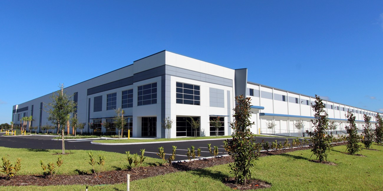 Leasing Begins at Second Lakeland Logistics Center Building