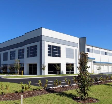 Leasing Begins at Second Lakeland Logistics Center Building