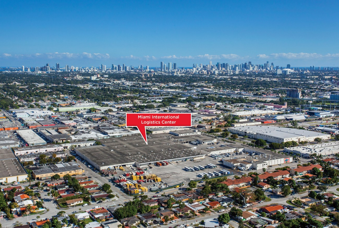 Cushman & Wakefield Negotiates $27M Sale of Miami International Logistics Center
