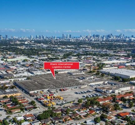 Cushman & Wakefield Negotiates $27M Sale of Miami International Logistics Center
