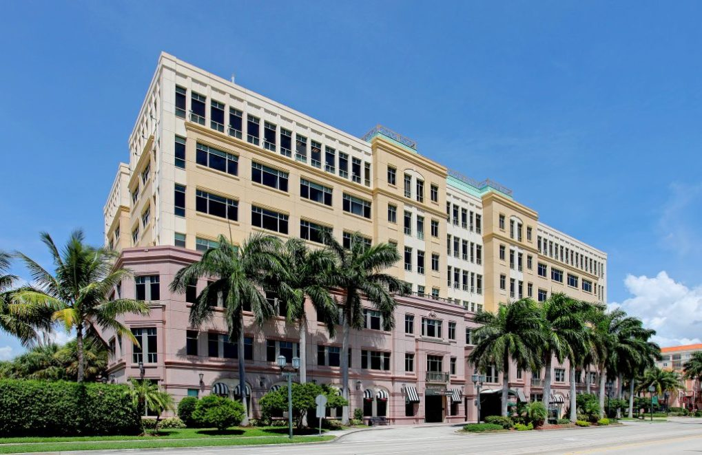 Mizner Park Office Tower
