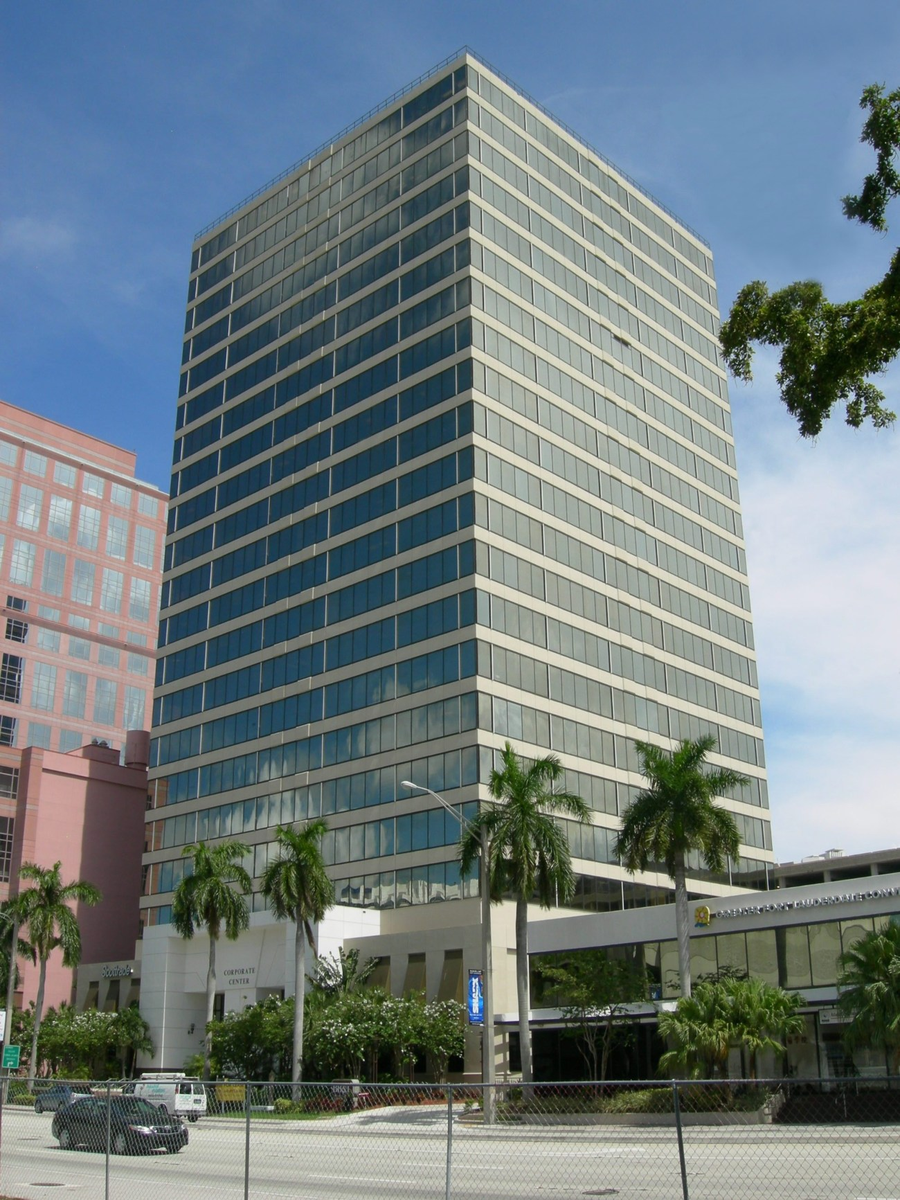 Cushman & Wakefield to Lease 110 East Broward