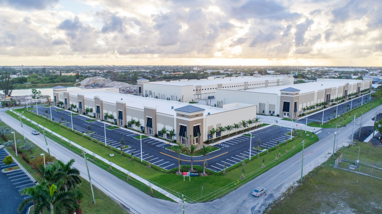Cushman & Wakefield Facilitates ±55,000 SF of Leases at Pompano Center of Commerce II