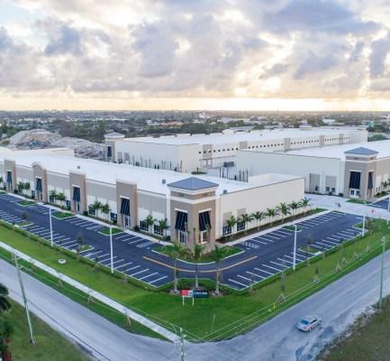 Cushman & Wakefield Facilitates ±55,000 SF of Leases at Pompano Center of Commerce II