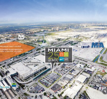Cushman & Wakefield Negotiates $8.55M Sale of Miami 25 @ MIC