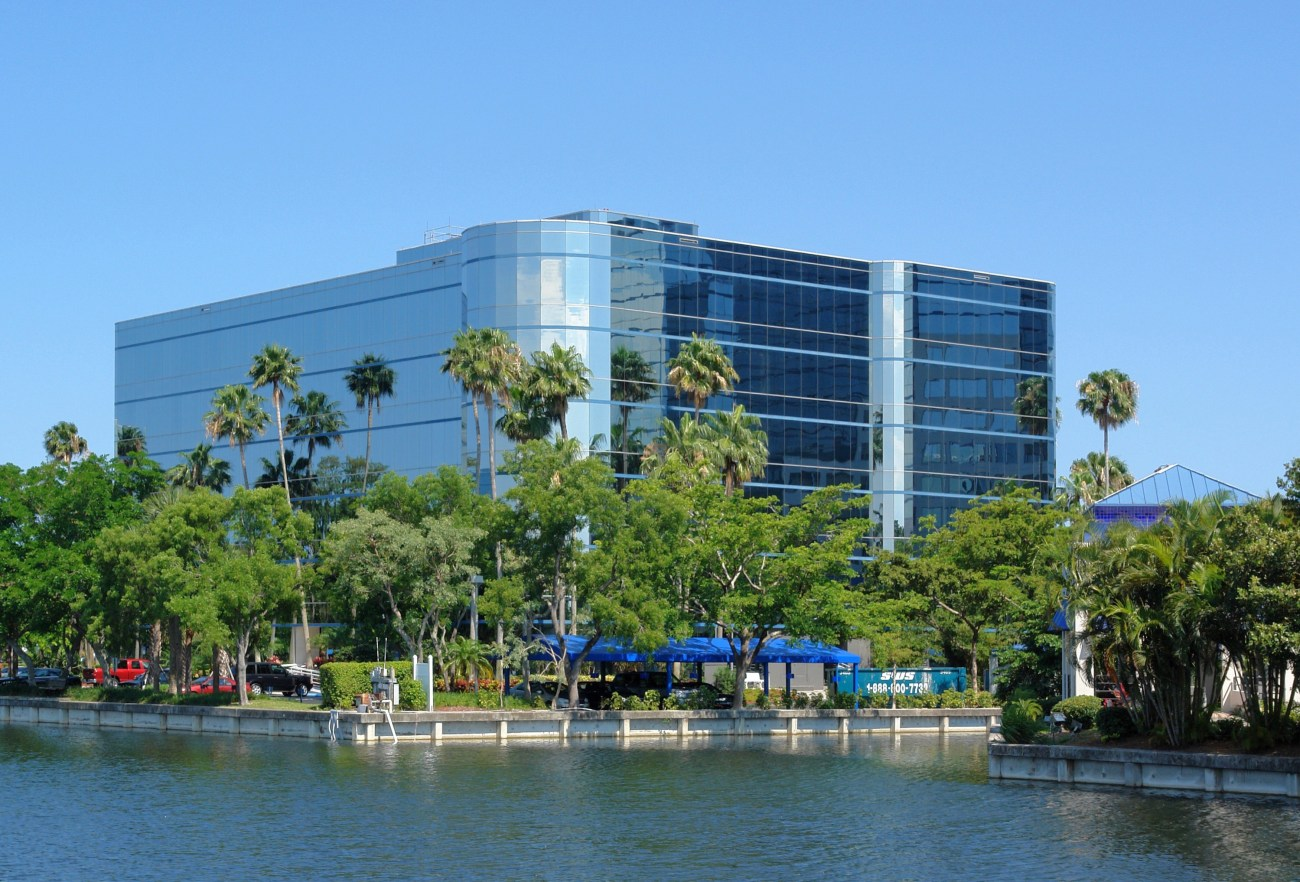 Cushman & Wakefield to Lease ±354,000-SF Radice Corporate Center