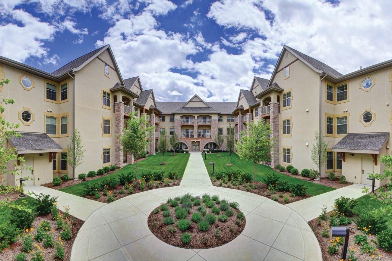 Cushman & Wakefield Arranges $61M Sale of The Barrington of Carmel