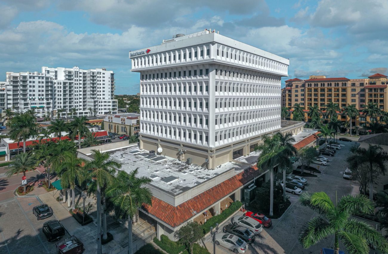Cushman & Wakefield to Lease Bank of America Tower in Boca Raton