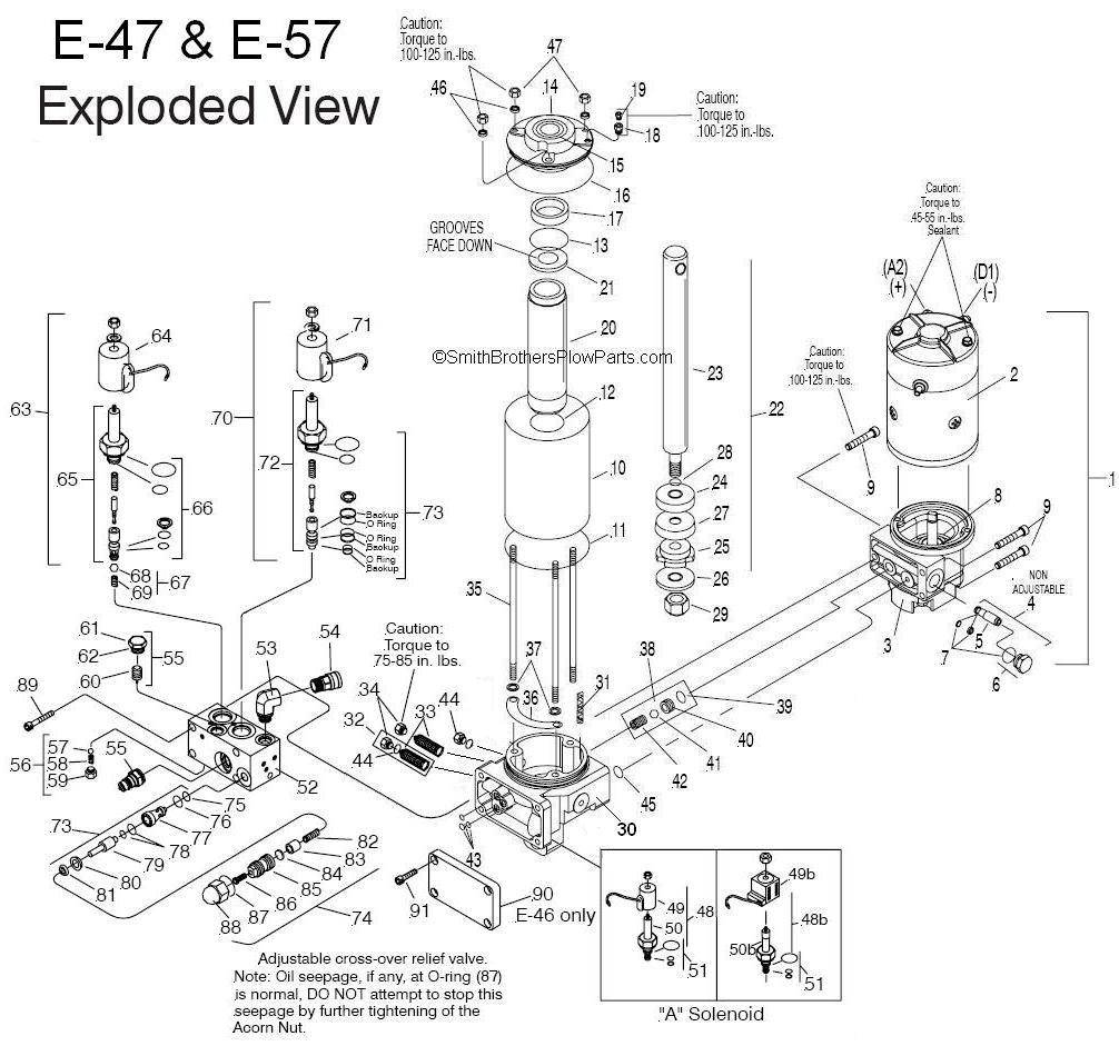 meyers snow plow wiring diagram e58h wiring wiring diagram