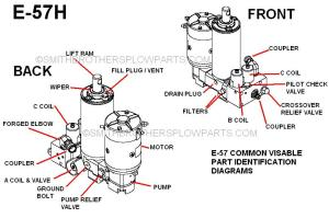 MeyerE57  Everything you wanted to know about the Meyer E57 Snow Plow Pump  Part of the