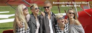 Sonnenbrillen-Party 2015