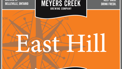 East Hill Session IPA