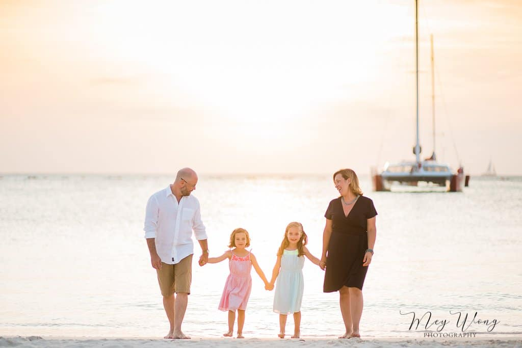 Aruba family photographer