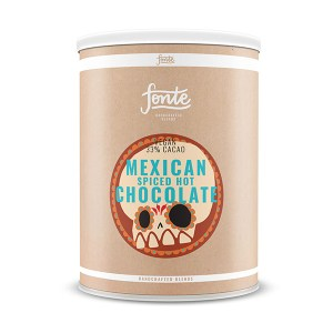 Fonte Mexican Spiced Hot Chocolate Meza Coffee