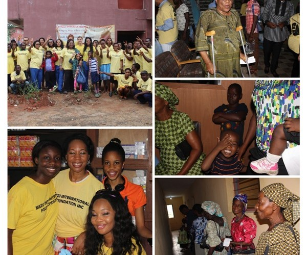 2015 Humanitarian Mission Nigeria Summary