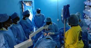 Cataract Surgery - Medical Mission - Nigeria