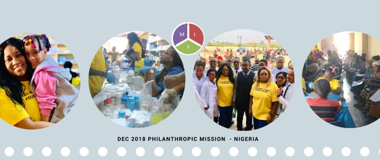 MIF Philanthropic Mission Nigeria – December 2018