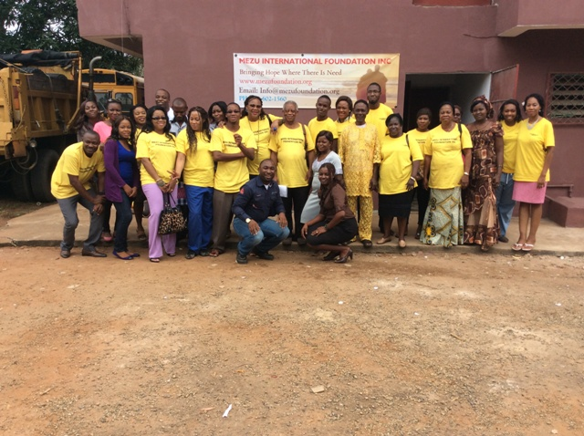 Completed 2014 Medical Mission – Nigeria
