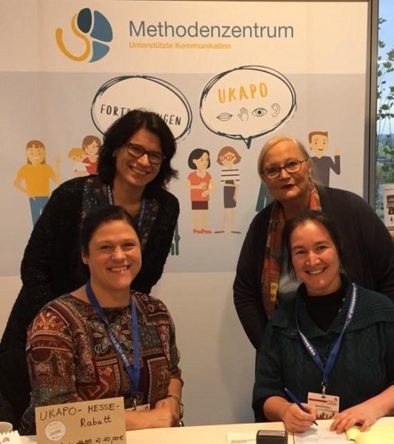 MEZUK-Team auf UK Kongress Dortmund