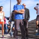 Daniele Caimmi vincitore della Mezza Maratona di Ancona