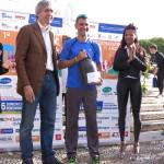 Fabio Sturani e Daniele Caimmi alla premiazione