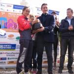 Cristina Marzioni vincitrice della Mezza Maratona città di Ancona