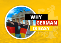 Why German Is Easy