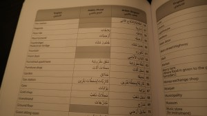 Diwan Baladna Vocabulary